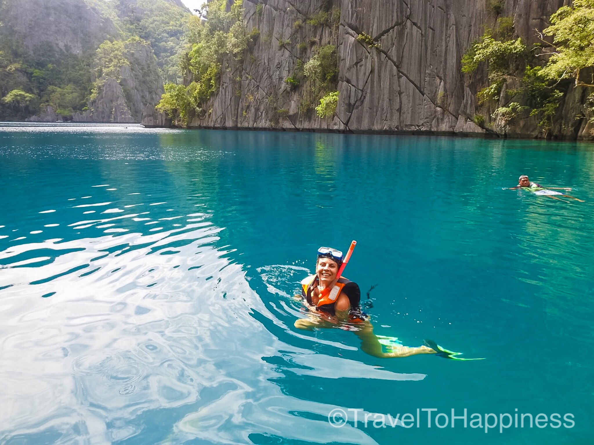 Barracuda, The most spectacular Lake in Palawan